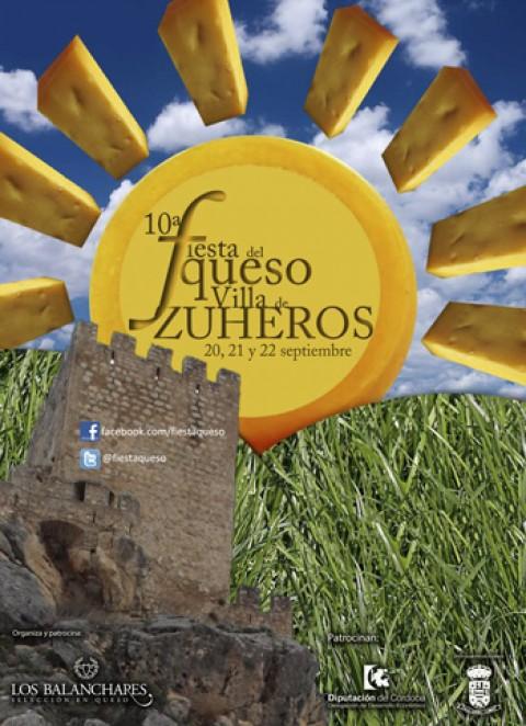 Ya esta aquí La Fiesta del Queso Villa de Zuheros