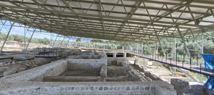 Villa Romana de Fuente Álamo
