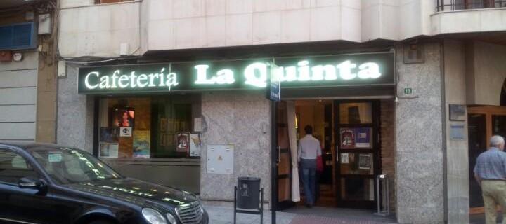 Cafeteria La Quinta