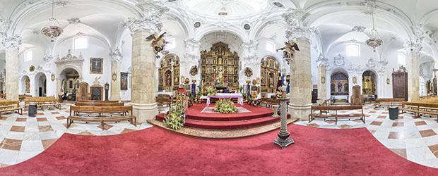 iglesia de la asuncion panorama