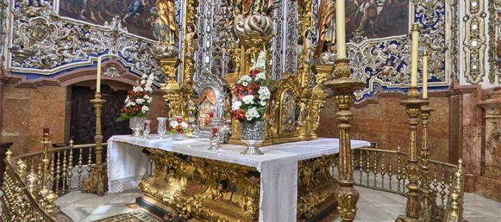 Sagrario de la Iglesia de San Mateo
