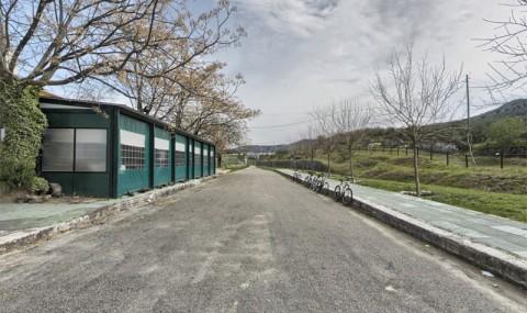 Estación de Doña Mencia (via verde)