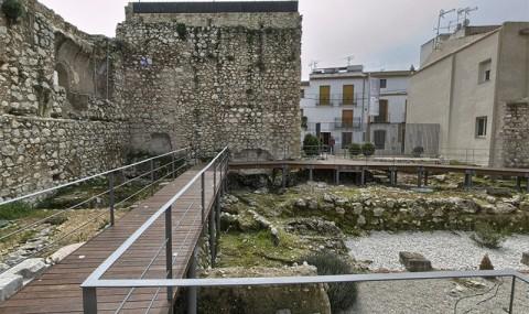 Castillo de Doña Mencia