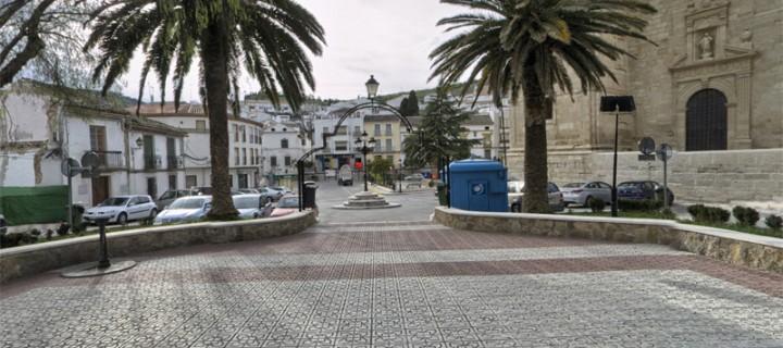 Plaza de España (y cueva)