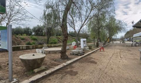 Estación de Luque (via verde)