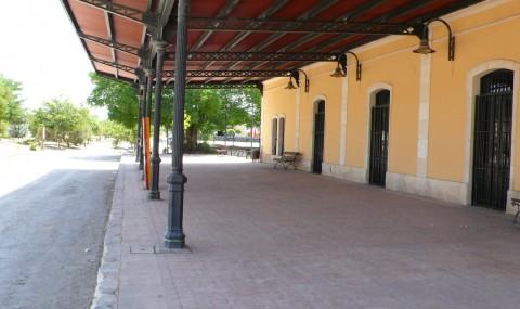 Estación Via Verde de Lucena